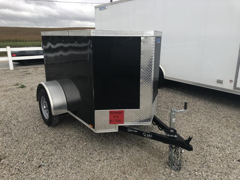 2016 Other 4X6 Enclosed Cargo Trailer