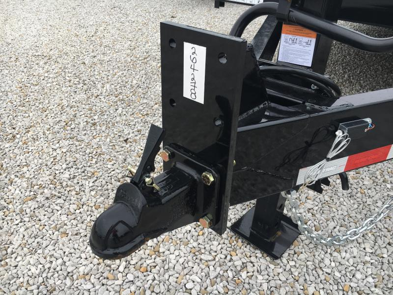 2019 Sure-Trac 7 x 22 16K Heavy Duty Equipment Trailer