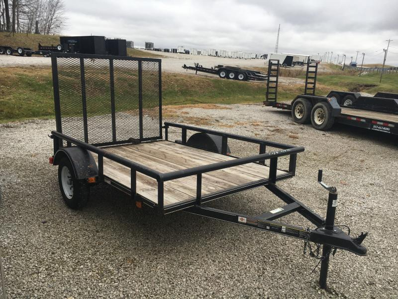 2018 Carry-On 5.5X8 Utility Trailer