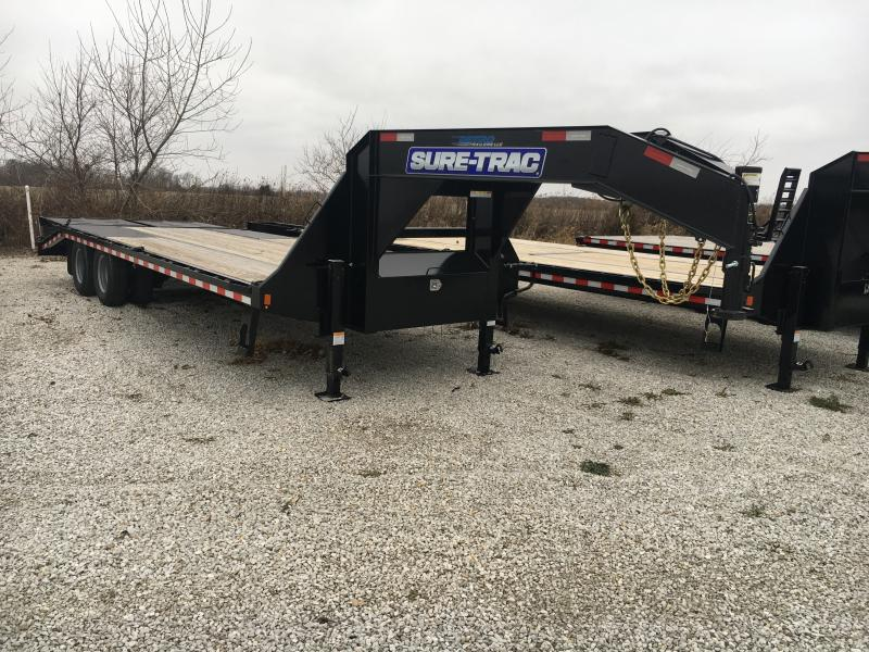 2019 Sure-Trac 8.5x20+5 LowPro Deckover Tandem GN 25.9K