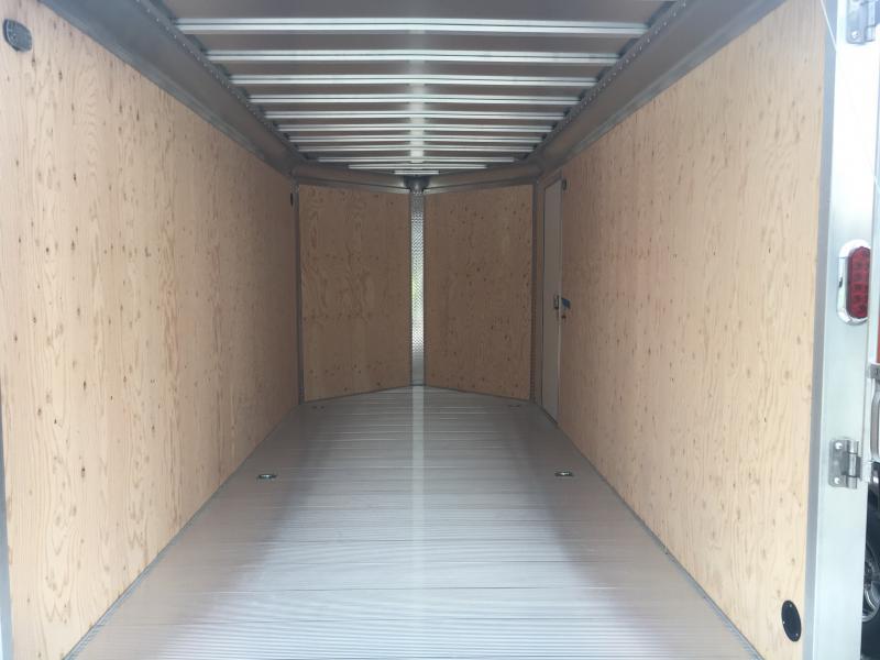 2020 Aluma 7X16 Enclosed Cargo Trailer
