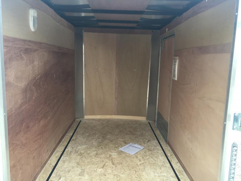 2019 United Trailers 5X8 Enclosed Cargo Trailer