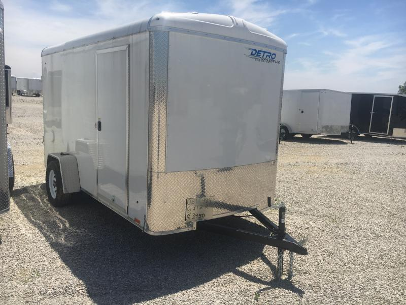 2019 Cargo Express 6X12 Enclosed Cargo Trailer