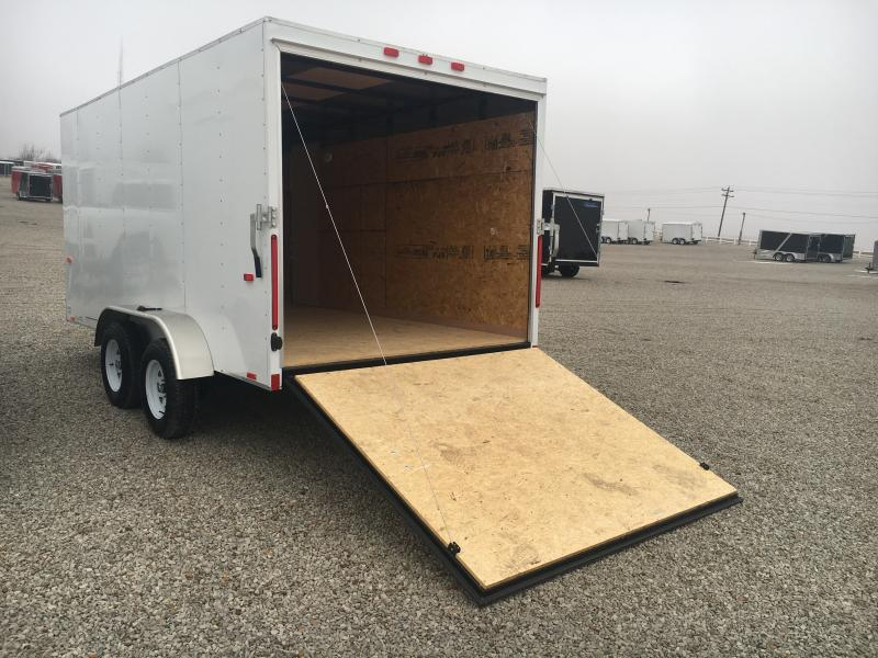 2021 Cargo Express 7X14 Enclosed Cargo Trailer