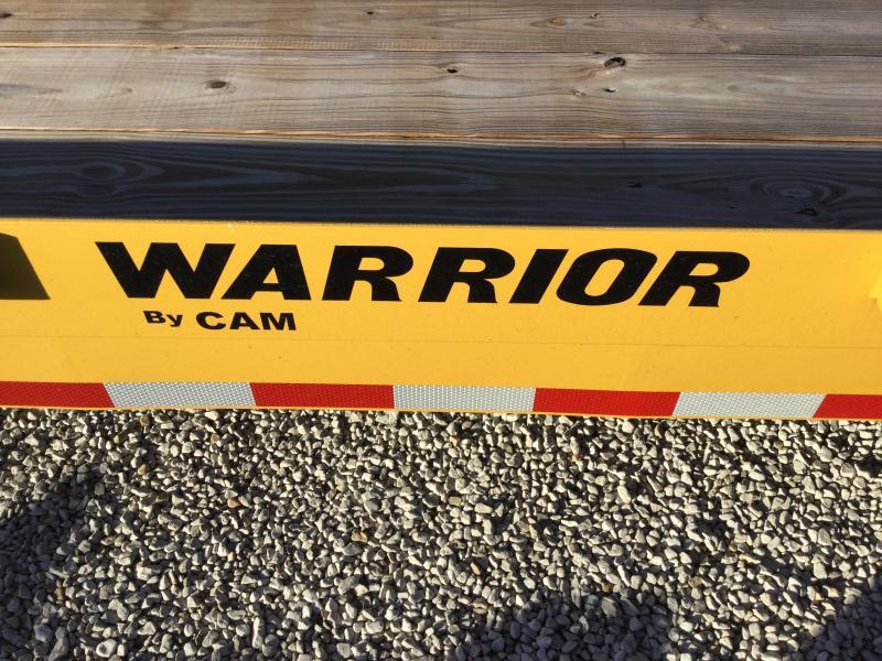 2018 Cam Superline 4 Ton Utility Equipment Hauler Warrior Equipment Trailer