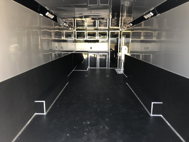 2019 Pace American 8.5X28 Car / Racing Trailer