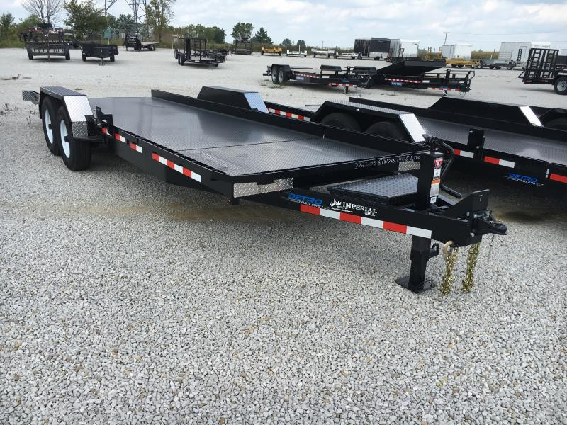 2020 Imperial 22' Flatbed Trailer