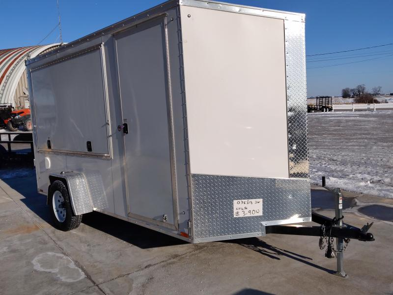 2018 Cargo Express 6X12 Vending / Concession Trailer