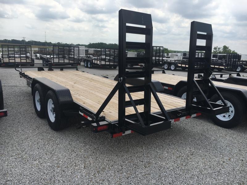 2019 Sure-Trac 7 x 18 Implement 14K Flat Deck