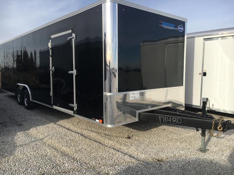 2020 United Trailers 8.5X28 Car / Racing Trailer