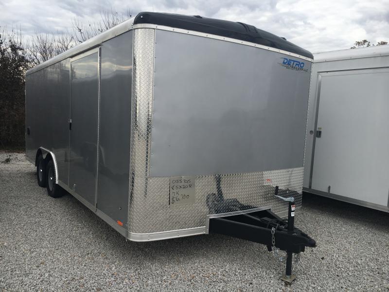 2020 Cargo Express 8.5X20 Car / Racing Trailer