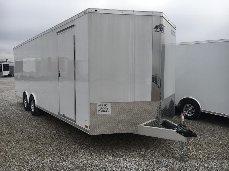 2018 ATC 8.5X24 Car / Racing Trailer