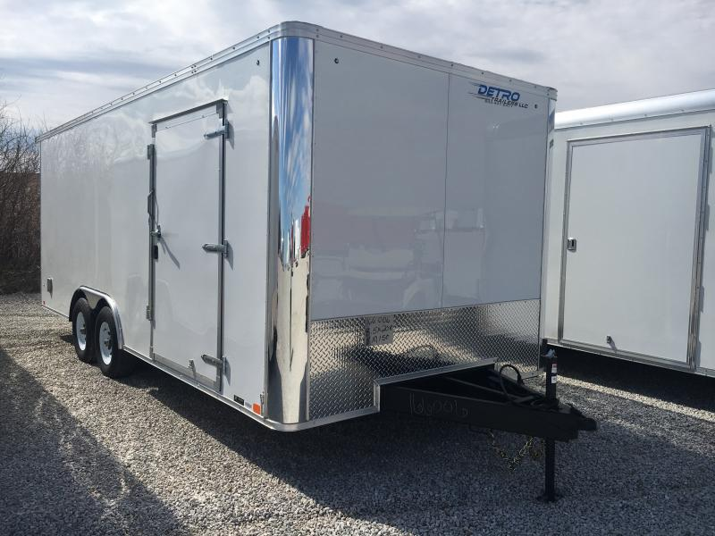 2019 United Trailers 8.5X20 Car / Racing Trailer