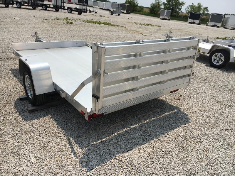2020 Aluma 72X10 Utility Trailer