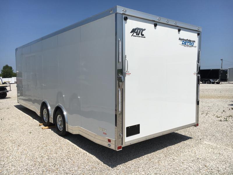 2020 ATC 8.5X24 Car / Racing Trailer