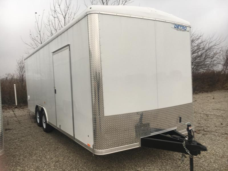 2020 Cargo Express 8.5X22 Enclosed Cargo Trailer