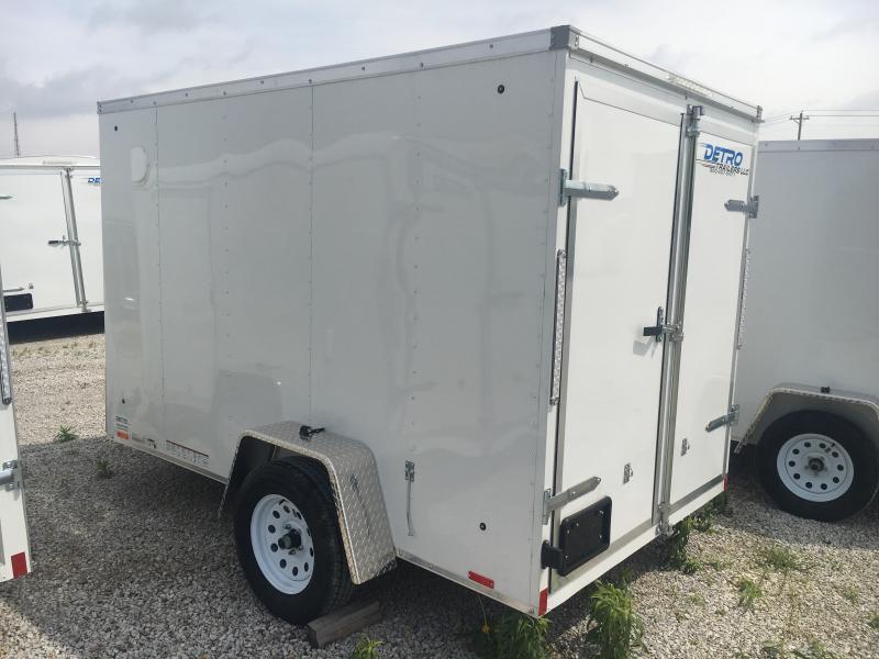 2019 Cargo Express 6X10 Enclosed Cargo Trailer