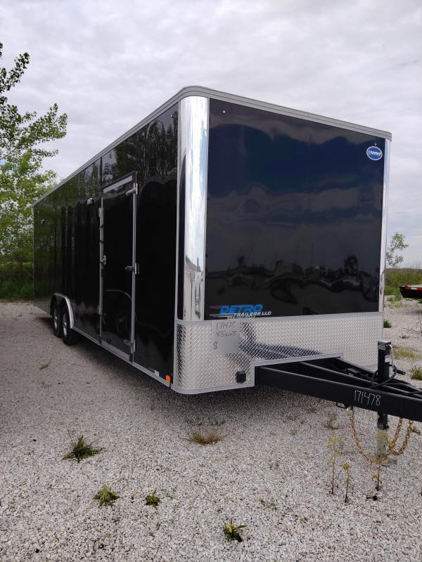 2020 United Trailers 8.5X28 Car / Racing Trailer