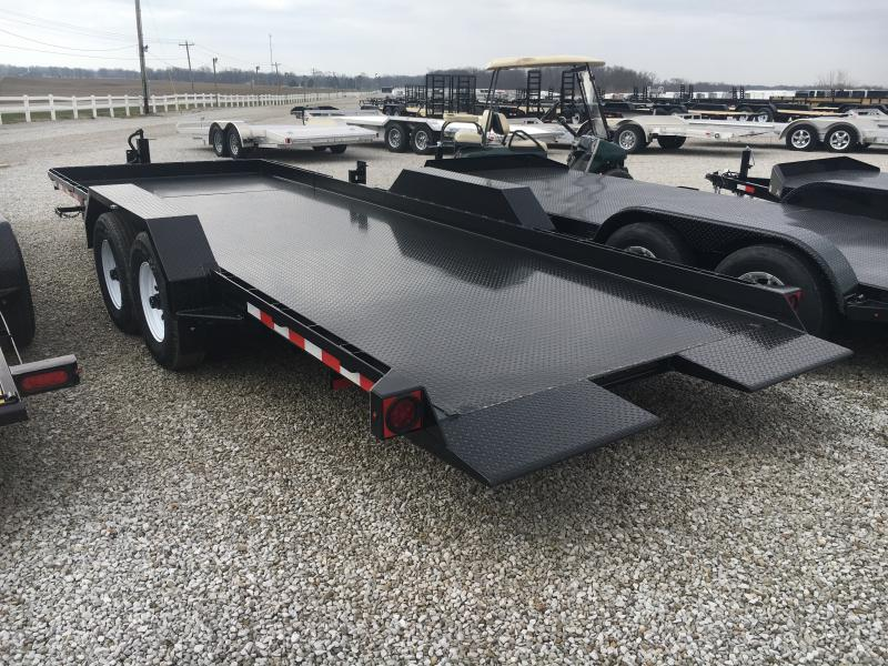 2019 Imperial 20 Splitfloor Wideboy Flatbed Trailer