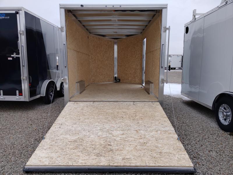 2019 EZ Hauler 7X12 Enclosed Cargo Trailer