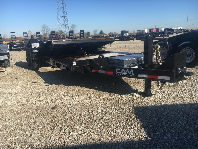 2019 Cam Superline 8.5X16 PLUS 5 Equipment Trailer