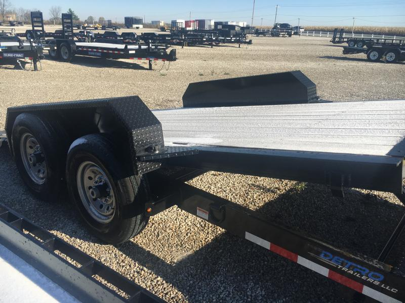 2019 Cam Superline 8.5X16 PLUS 5 Equipment Trailer