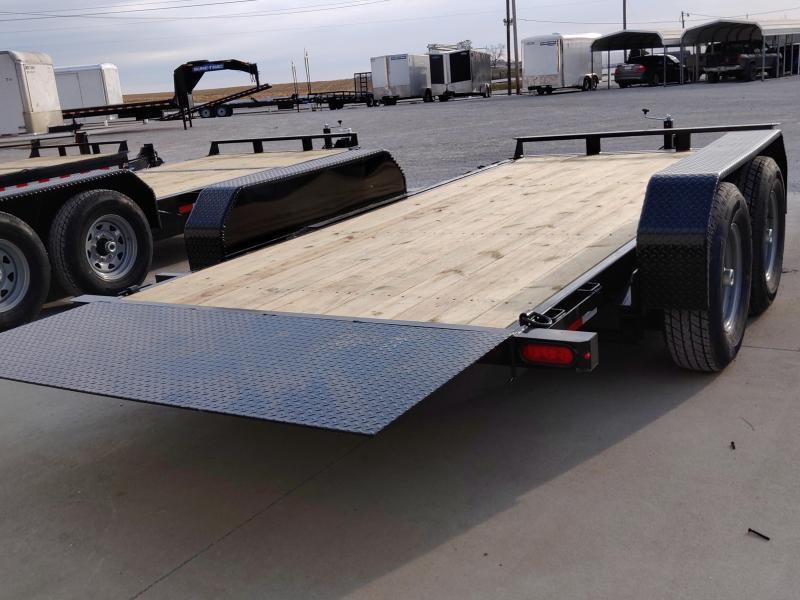 2020 Sure-Trac 7 X 16 Tilt Bed Equipment  14K