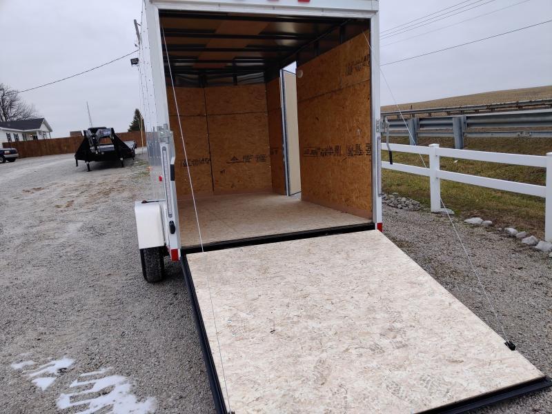 2021 Cargo Express 6X10 Enclosed Cargo Trailer