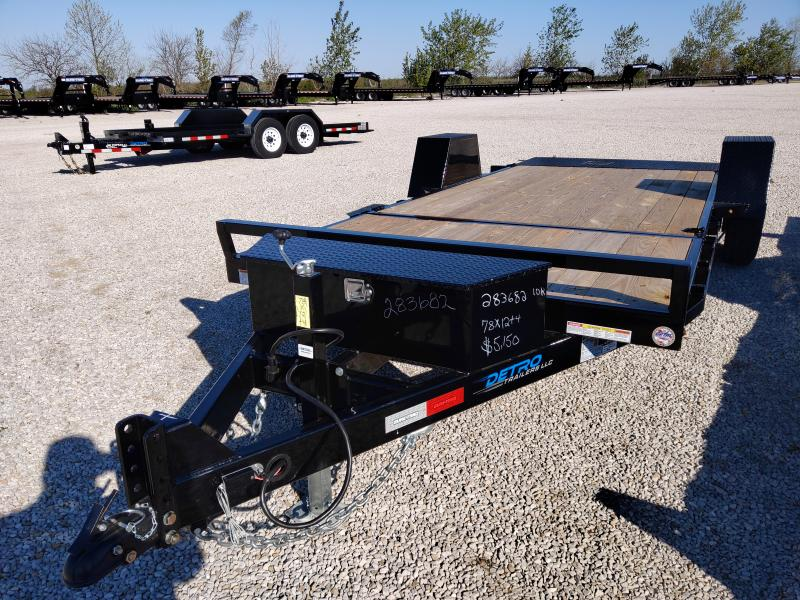 2020 Sure-Trac 78 x 12 + 4 Tilt Bed Equipment  10K