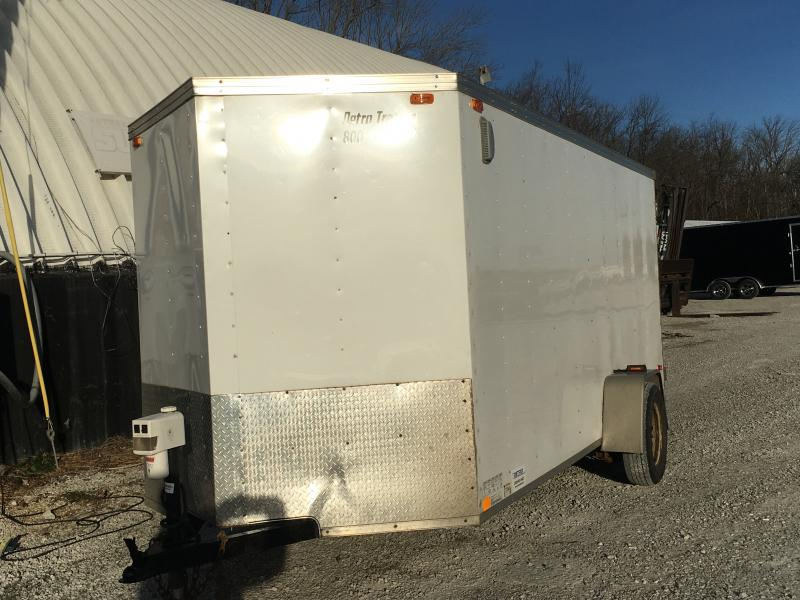 2013 United Trailers 6X14 Enclosed Cargo Trailer