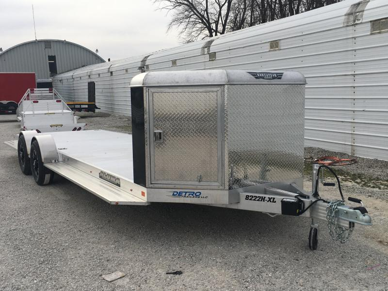 2020 Aluma 8222H-XL Car / Racing Trailer