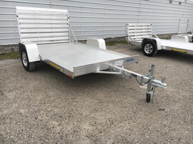 2021 Aluma 72X10 Utility Trailer