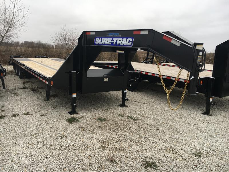 2020 Sure-Trac 8.5x25+5 LowPro Deckover Tandem GN 22.5K
