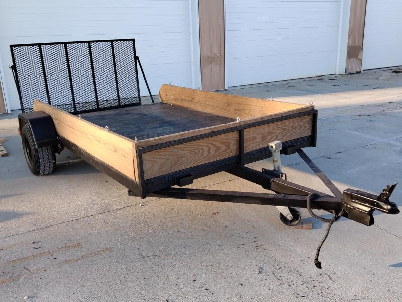 2008 Other 6X10 UTILITY Utility Trailer