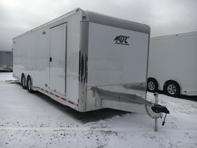 2019 ATC 8.5X28 Car / Racing Trailer