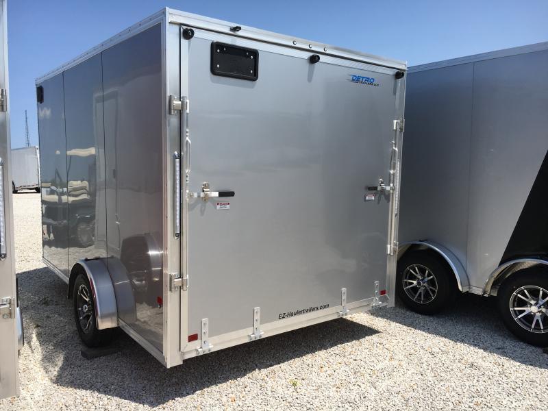2019 E-Z Hauler 7.5X12 Enclosed Cargo Trailer
