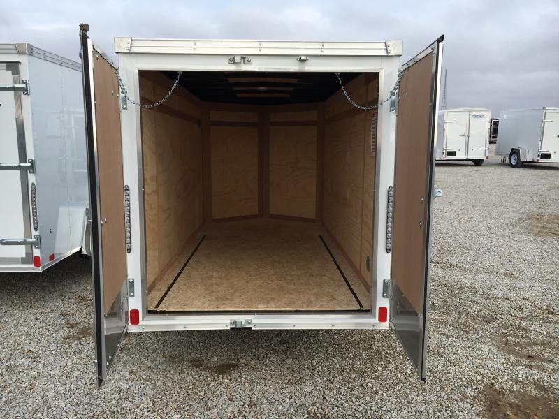 2019 United 5X10 Enclosed Swing Door Trailer