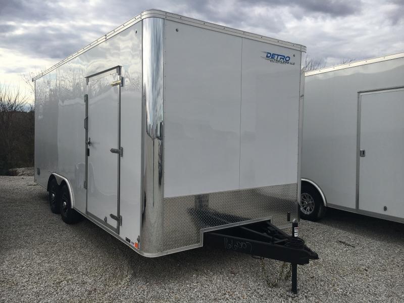 2019 United Trailers 8.5X20 Car / Racing Trailer