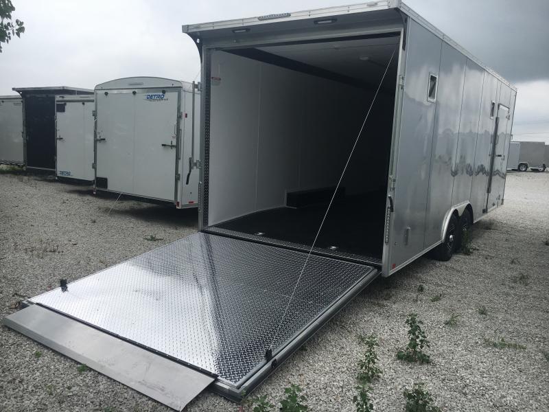 2019 United Trailers 8.5X24 Car / Racing Trailer