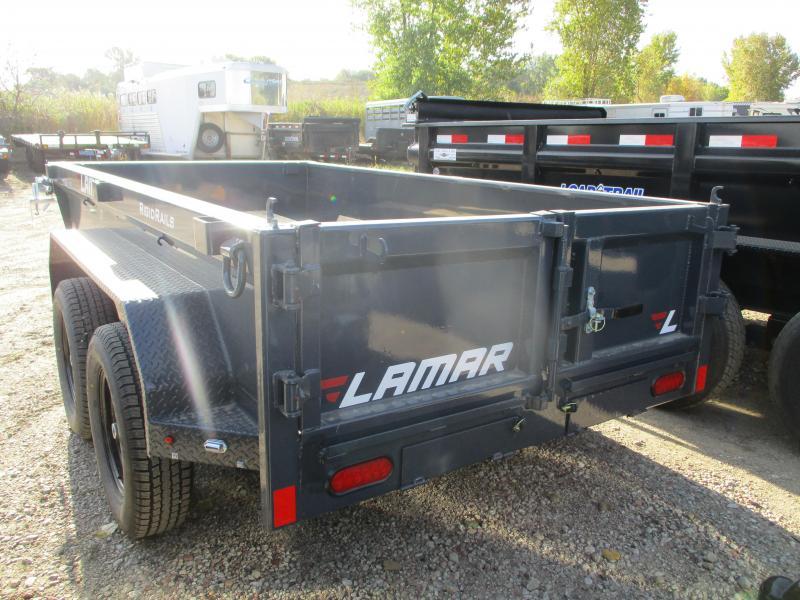 2020 Lamar Trailers 60x10 Tandem Axle Dump Trailer