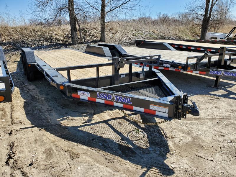 2020 Load Trail 83x20 Tandem Axle Tilt-N-Go Equipment Trailer