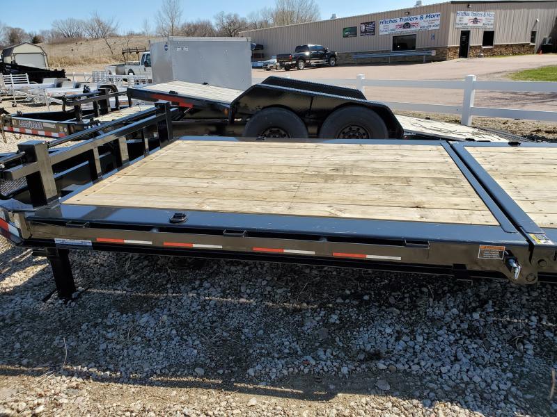 2020 Load Trail 83x24 Tandem Axle Tilt-N-Go Equipment Trailer