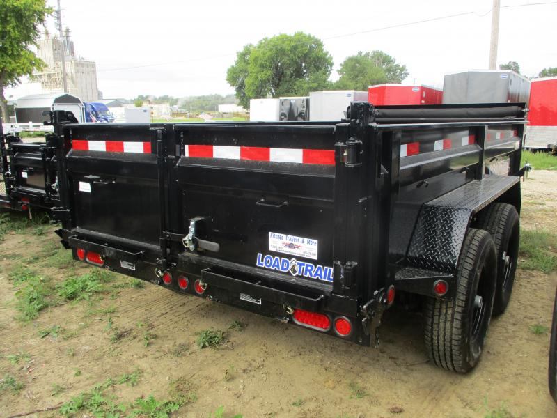 2020 Load Trail 72x12 Tandem Axle Dump Trailer