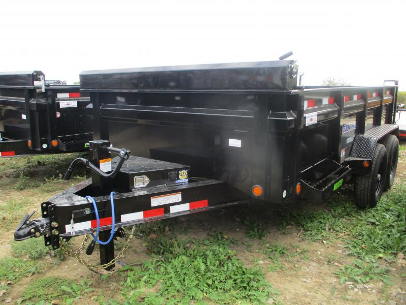 2020 Load Trail 83x14 Tandem Axle Dump Trailer