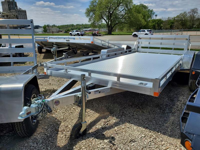 2020 Bear Track 81x16 Tandem Axle Utility Trailer