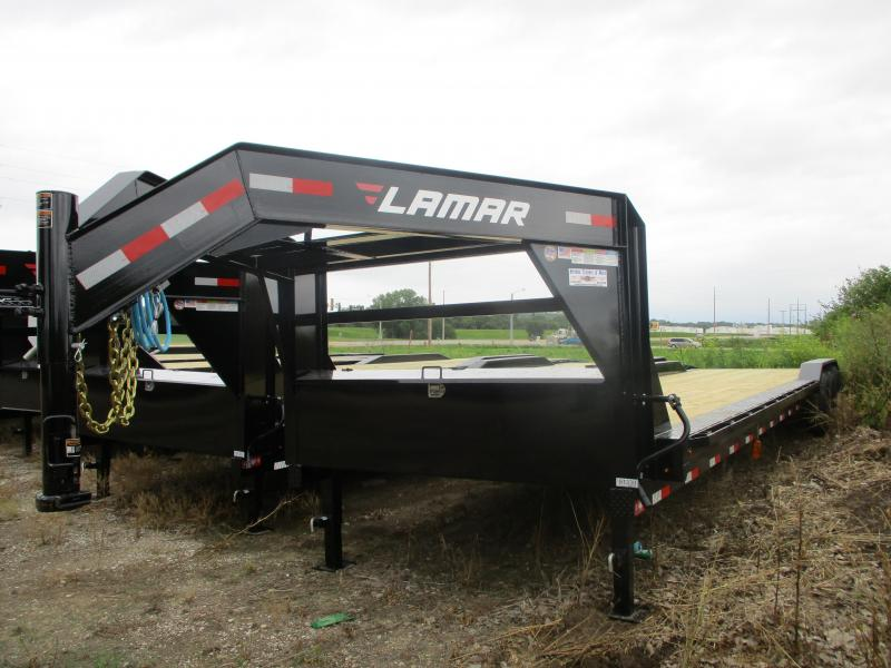 2019 Lamar Trailers 102x38 Triple Axle Heavy Duty Equipment Trailer