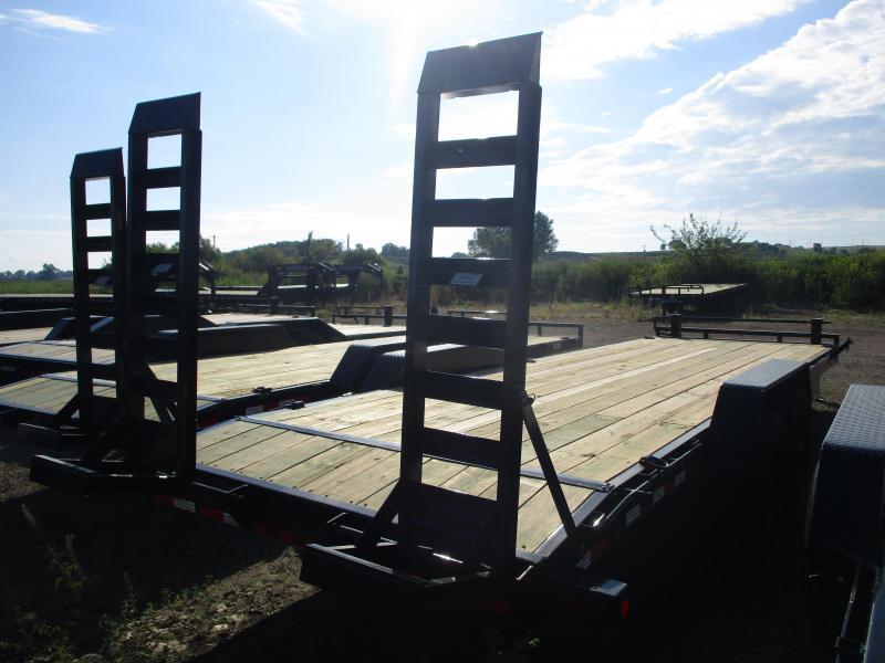 """2019 Load Trail 83""""X24' Tandem Axle Carhauler Equipment Trailer"""