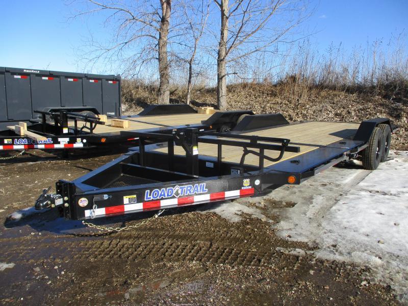 2020 Load Trail 102x22 Tilt-N-Go Equipment Trailer