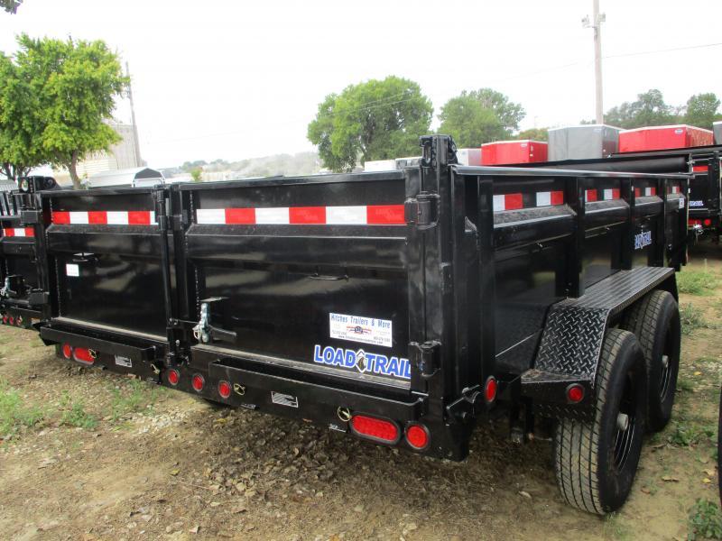 2020 Load Trail 83x14 Tandem Axle Dump Trailer