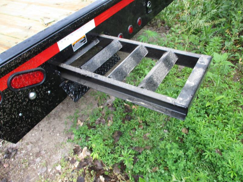 """2019 Load Trail 102""""X20' Deck Over Equipment Trailer"""